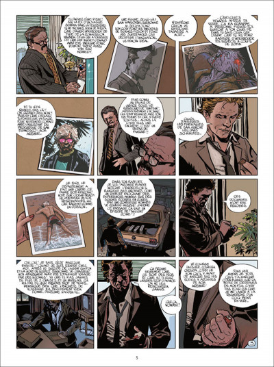 Page 3 Wonderball tome 2