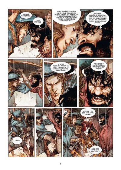 Page 3 Le pape terrible tome 4 + ex-libris offert