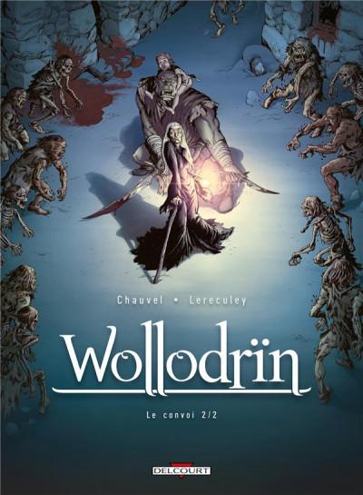 Couverture Wollodrïn tome 4