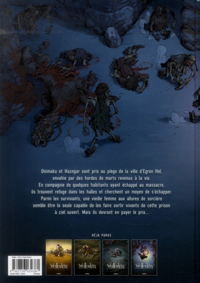 Dos Wollodrïn tome 4