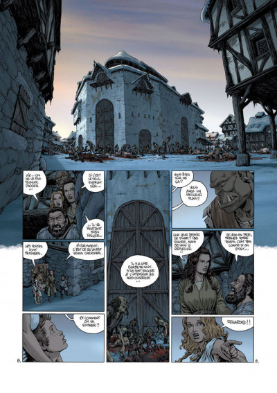 Page 3 Wollodrïn tome 4