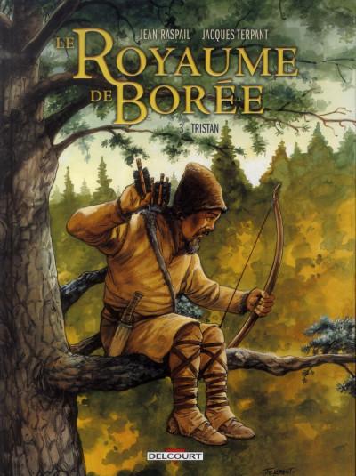 image de Le Royaume de Borée Tome 3 - Tristan