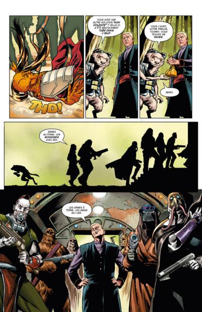 Page 4 Star Wars - le côté obscur tome 13 - Dark Maul, peine de mort