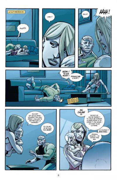 Page 2 Brit tome 3 - gueule cassée