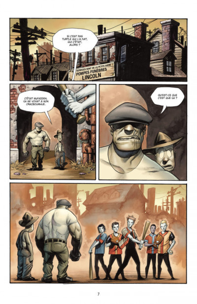 Page 1 the goon tome 10 - malformations et déviances
