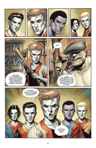 Page 2 the goon tome 10 - malformations et déviances