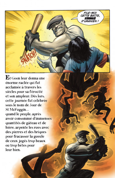 Page 4 the goon tome 10 - malformations et déviances