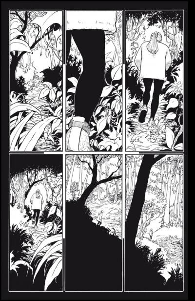 Page 1 Rachel Rising Tome 1 - Dans l'ombre de la mort