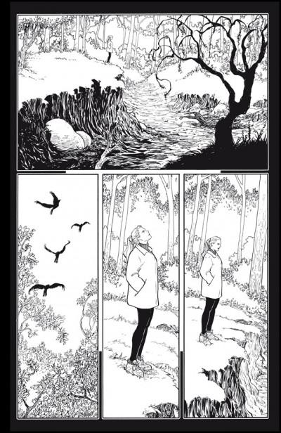 Page 2 Rachel Rising Tome 1 - Dans l'ombre de la mort