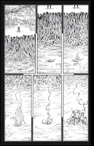 Page 3 Rachel Rising Tome 1 - Dans l'ombre de la mort