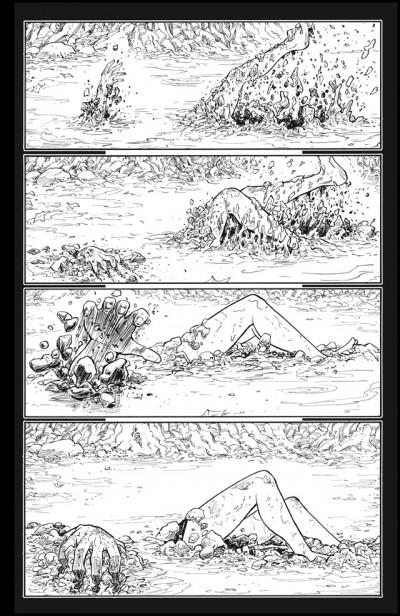 Page 4 Rachel Rising Tome 1 - Dans l'ombre de la mort