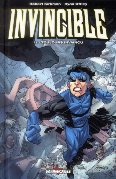 image de Invincible tome 11 - Toujours invaincu