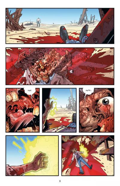 Page 1 Invincible tome 11 - Toujours invaincu