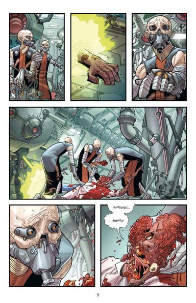Page 2 Invincible tome 11 - Toujours invaincu