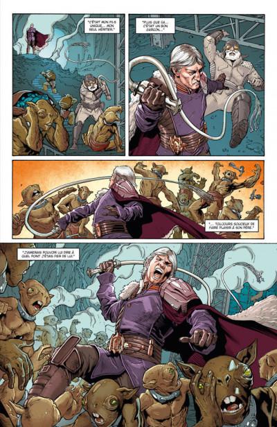 Page 1 Star Wars Le Coté obscur Tome 14 - Dark Vador - Le 9ème assassin