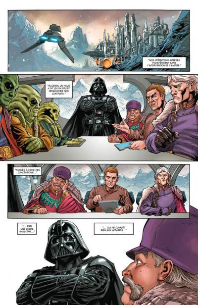 Page 2 Star Wars Le Coté obscur Tome 14 - Dark Vador - Le 9ème assassin