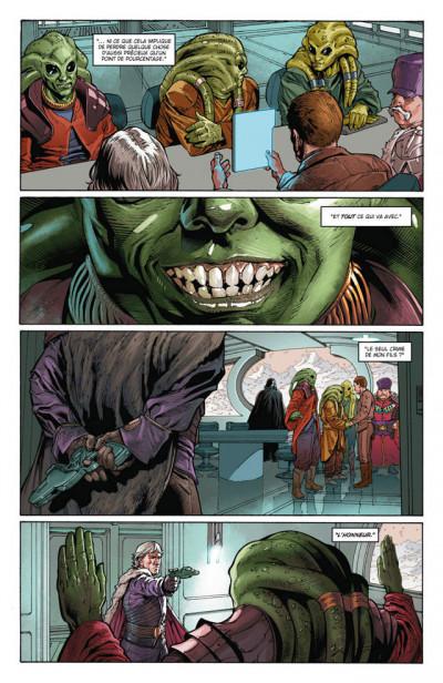 Page 3 Star Wars Le Coté obscur Tome 14 - Dark Vador - Le 9ème assassin