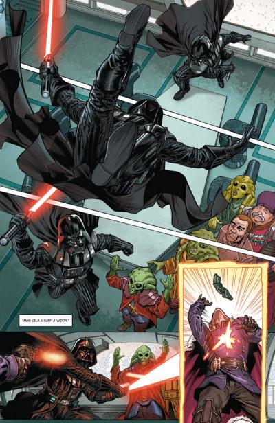 Page 4 Star Wars Le Coté obscur Tome 14 - Dark Vador - Le 9ème assassin