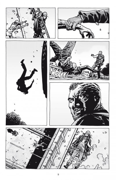 Page 3 Walking dead tome 18
