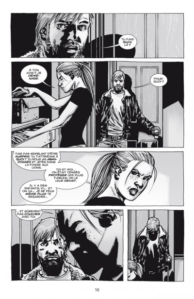 Page 4 walking dead tome 18 - Lucille...