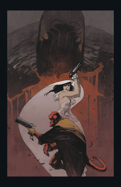 Page 3 Hellboy tome 14 - Masques & Monstres