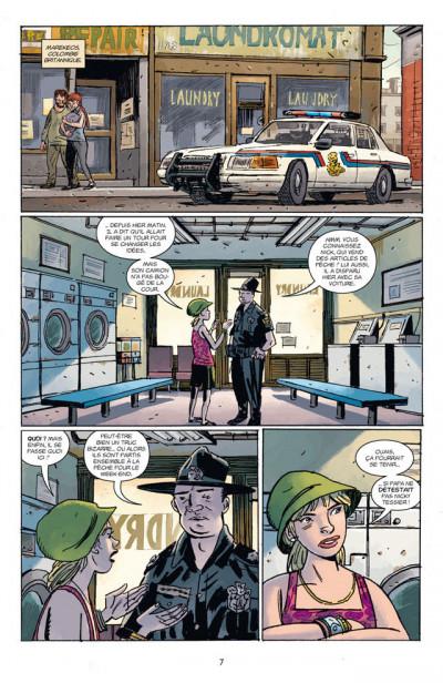 Page 1 B.P.R.D. l'enfer sur terre tome 1
