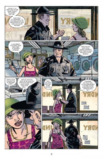 Page 2 B.P.R.D. l'enfer sur terre tome 1