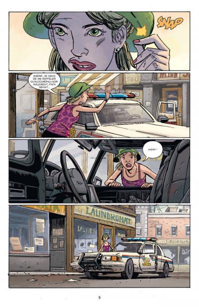 Page 3 B.P.R.D. l'enfer sur terre tome 1
