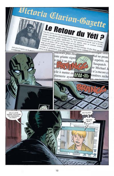 Page 4 B.P.R.D. l'enfer sur terre tome 1