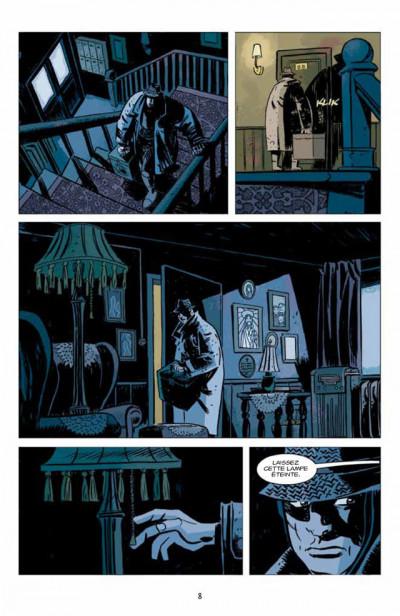 Page 2 Lobster Johnson T.1 - le Prométhée de fer
