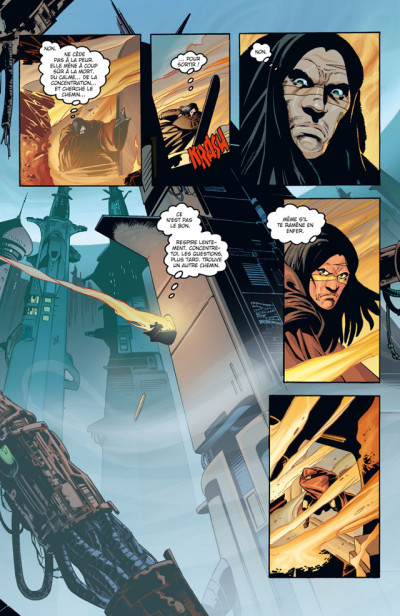 Page 2 Star Wars - Quinlan Vos tome 1