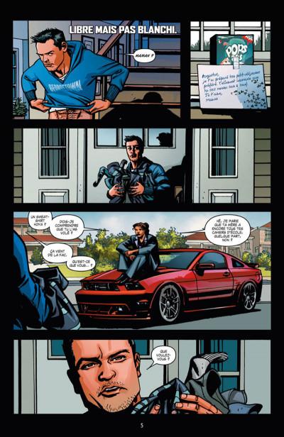 Page 1 Le Maître voleur Tome 2 - À l'aide !