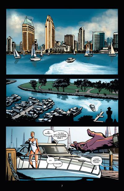 Page 3 Le Maître voleur Tome 2 - À l'aide !
