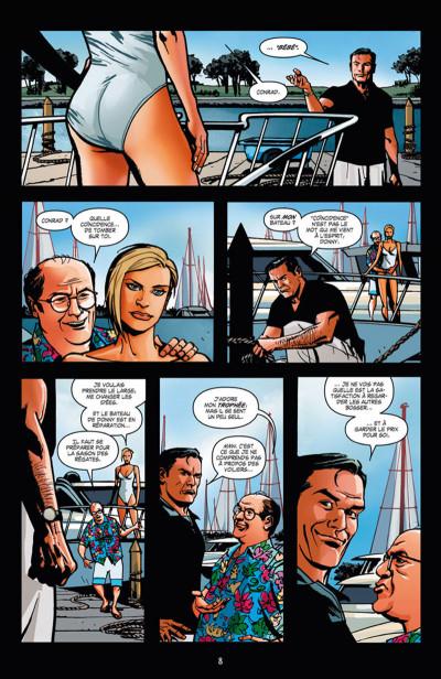 Page 4 Le Maître voleur Tome 2 - À l'aide !