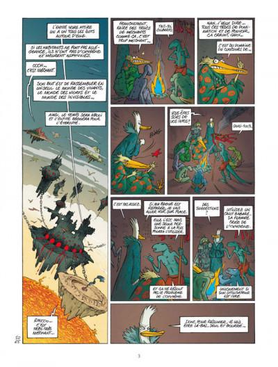 Page 1 Donjon Crépuscule Tome 111 - La Fin du Donjon