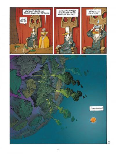 Page 2 Donjon Crépuscule Tome 111 - La Fin du Donjon