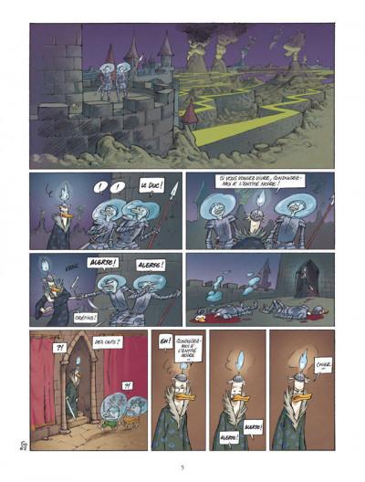 Page 3 Donjon Crépuscule Tome 111 - La Fin du Donjon