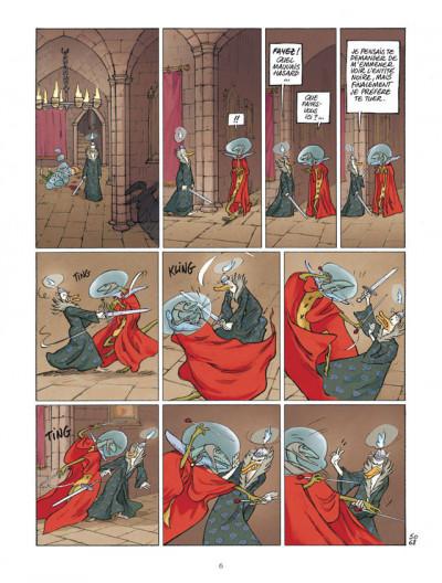 Page 4 Donjon Crépuscule Tome 111 - La Fin du Donjon