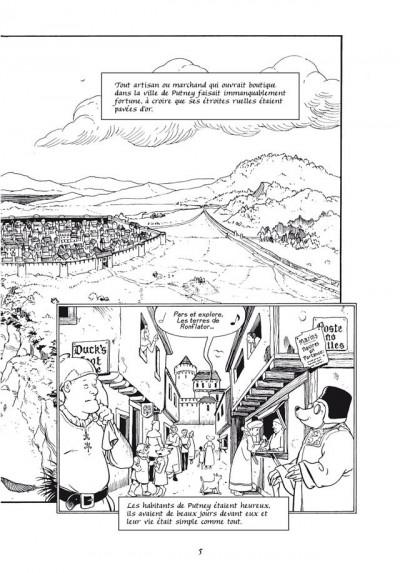 Page 3 Château l'Attente T.1