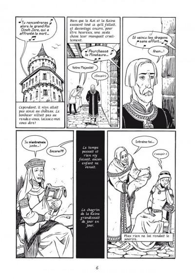 Page 4 Château l'Attente T.1