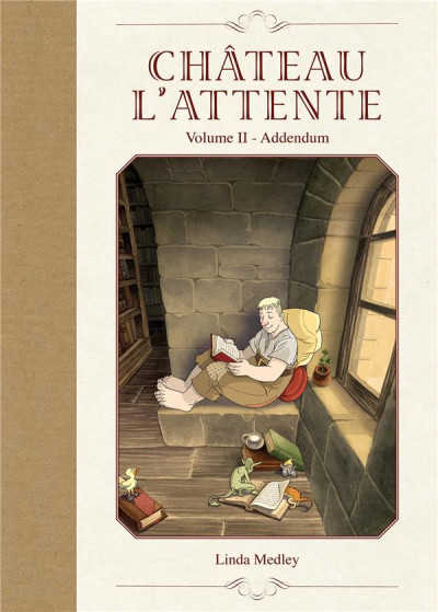 Couverture Château l'Attente tome 2 - Addendum