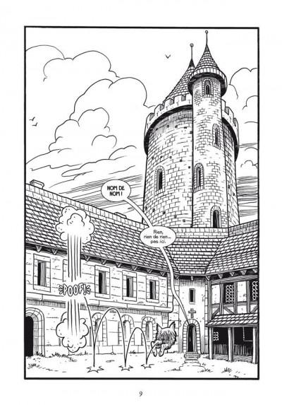 Page 1 Château l'Attente tome 2 - Addendum