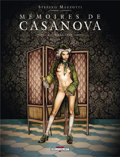 image de mémoires de Casanova tome 1 - Bellino