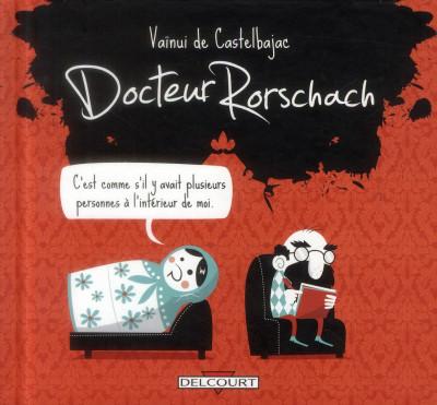 Couverture docteur Rorschach