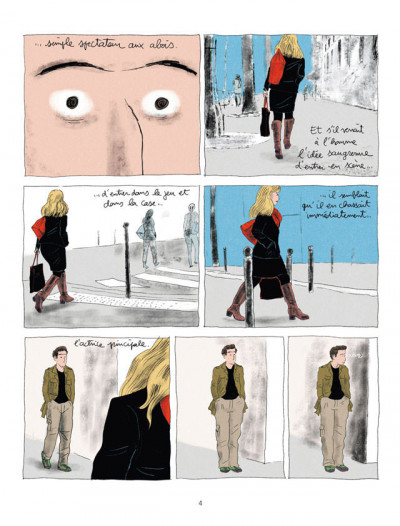 Page 2 Mâle occidental contemporain