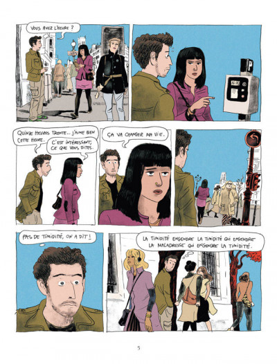 Page 3 Mâle occidental contemporain