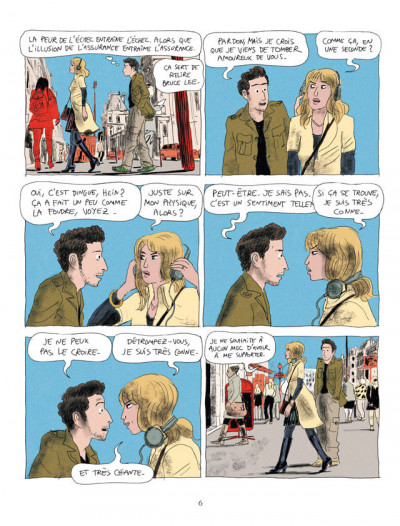 Page 4 Mâle occidental contemporain