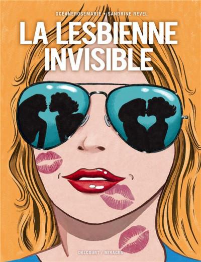 Couverture la lesbienne invisible