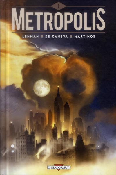 Couverture Metropolis tome 1
