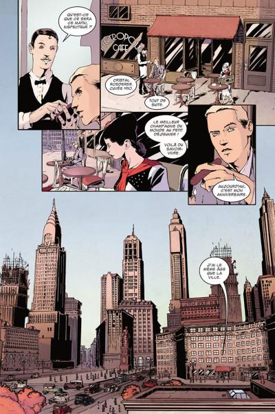 Page 2 Metropolis tome 1